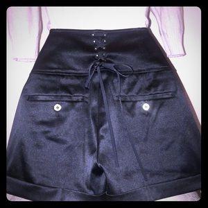 NWT High-Waist Express Shorts
